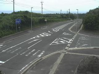 島根県道43号 のライブカメラ 島根県隠岐の島町