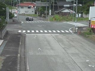 島根県道52号 市木のライブカメラ|島根県浜田市