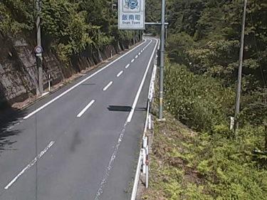 島根県道55号 魚切谷のライブカメラ|島根県美郷町