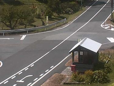 島根県道186号 枦谷のライブカメラ|島根県美郷町