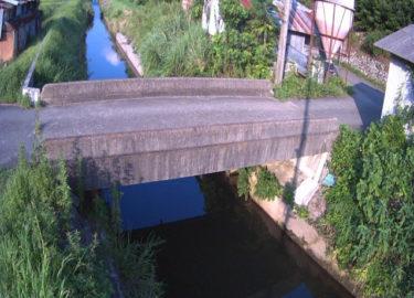 田尻川 当刈橋のライブカメラ|大阪府能勢町