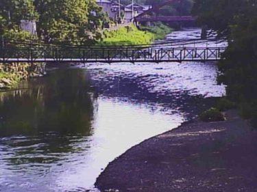 高時川 川合のライブカメラ|滋賀県長浜市