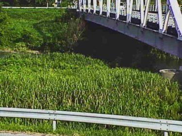 高時川 錦織橋のライブカメラ|滋賀県長浜市