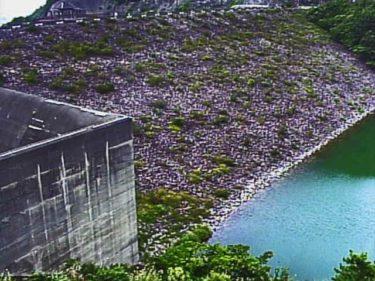 宇曽川 宇曽川ダムのライブカメラ|滋賀県東近江市