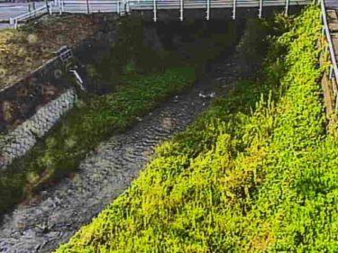 矢倉川 高根橋のライブカメラ 滋賀県彦根市