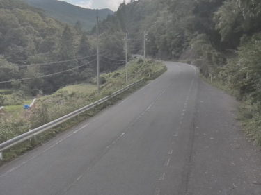 広島県道6号 智教寺のライブカメラ 広島県安芸高田市