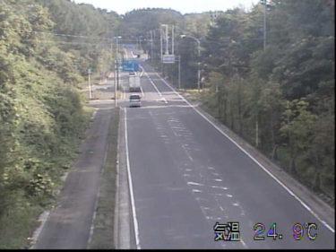 青森県道27号 青森浪岡線高田バイパスのライブカメラ|青森県青森市