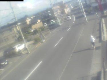 青森県道27号 松原通りのライブカメラ|青森県青森市