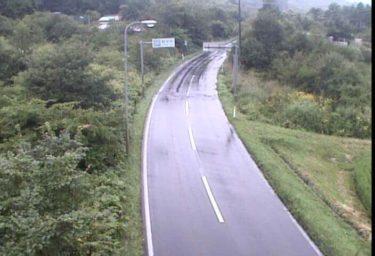 岩手県道11号 万谷のライブカメラ|岩手県軽米町
