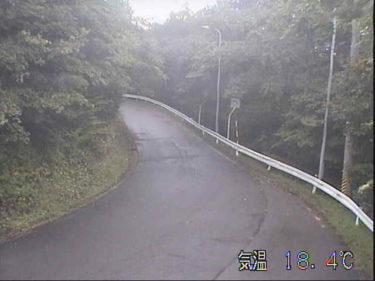 岩手県道26号 土坂峠のライブカメラ|岩手県宮古市