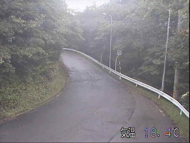 岩手県道26号 土坂峠のライブカメラ 岩手県宮古市