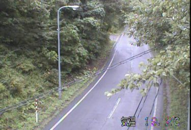 岩手県道29号 卯坂峠のライブカメラ|岩手県久慈市