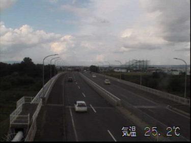 国道102号 弘南大橋のライブカメラ|青森県弘前市