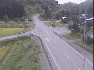 国道105号 南外土場のライブカメラ|秋田県大仙市