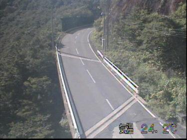 国道107号 当楽のライブカメラ|岩手県西和賀町