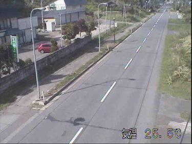 国道107号 巣郷のライブカメラ|岩手県西和賀町