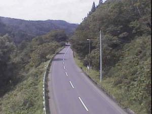 国道108号 鳥海町赤倉のライブカメラ|秋田県由利本荘市