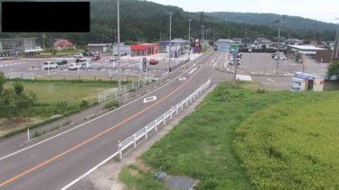 国道113号 関のライブカメラ|宮城県七ヶ宿町