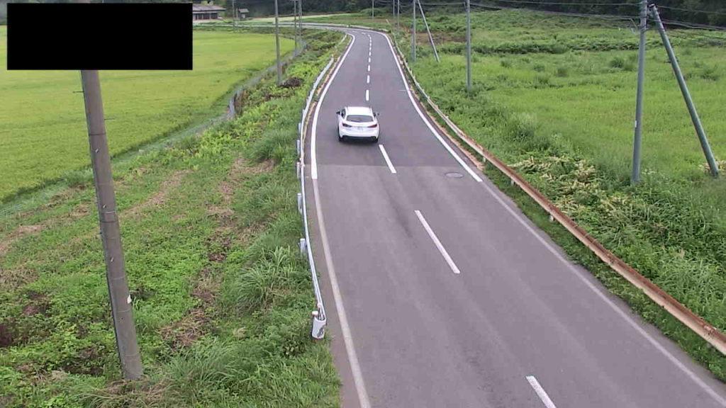 国道113号 峠田のライブカメラ|宮城県七ヶ宿町