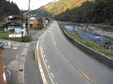 国道156号 ひるがの 南のライブカメラ|岐阜県郡上市