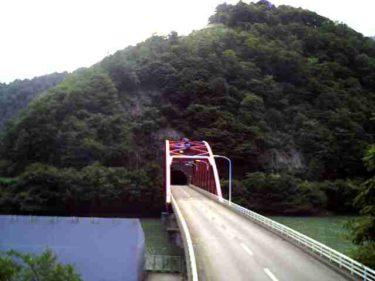 国道156号 椿原 南のライブカメラ|岐阜県白川村