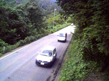 国道158号 茶屋野 南のライブカメラ|岐阜県高山市