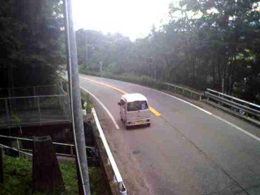国道158号 小鳥峠 北のライブカメラ|岐阜県高山市