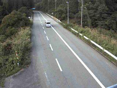 国道158号 駒止橋  東のライブカメラ|岐阜県高山市