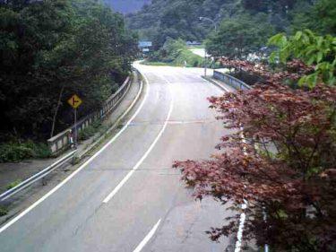国道158号 あかんたな 湯の郷 南のライブカメラ|岐阜県高山市