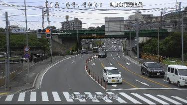 国道16号 河原町交差点のライブカメラ|埼玉県入間市