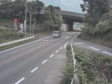 国道183号 尾引坂のライブカメラ|広島県三次市