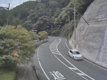 国道186号 スパ羅漢のライブカメラ|広島県廿日市市