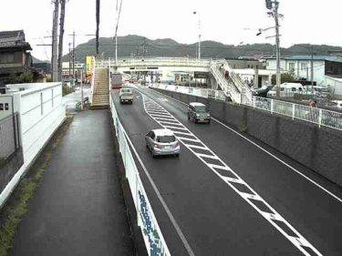 国道248号 田代歩道橋 北のライブカメラ|岐阜県多治見市