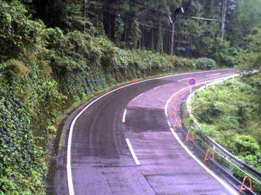 国道256号 板取老洞 南のライブカメラ|岐阜県関市