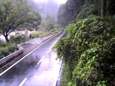 国道256号 洞戸阿部 北のライブカメラ|岐阜県関市