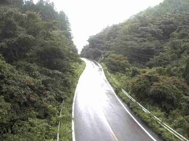 国道256号 洞戸阿部 南のライブカメラ|岐阜県関市