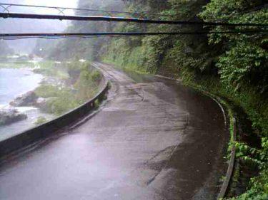 国道256号 板取老洞 北のライブカメラ|岐阜県関市