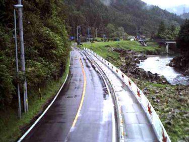 国道256号 金山 南のライブカメラ|岐阜県下呂市