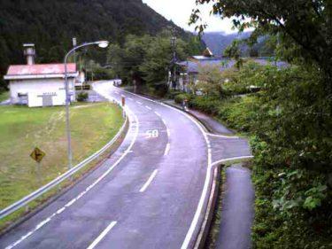 国道257号 平岩トンネル 北のライブカメラ|岐阜県恵那市