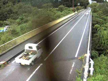 国道257号 舞台峠大橋 北のライブカメラ|岐阜県下呂市
