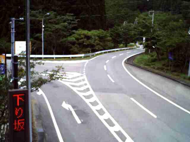 国道275号 新日和田トンネル(北) 西のライブカメラ|岐阜県下呂市