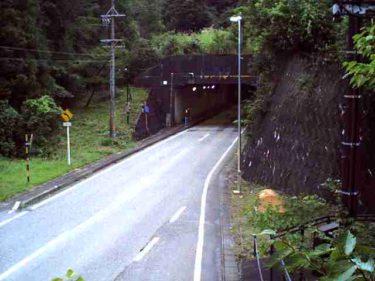国道275号 新日和田トンネル(南) 東のライブカメラ|岐阜県下呂市