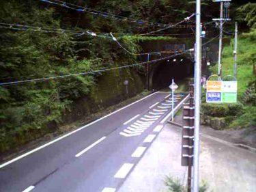 国道275号 二間手 南のライブカメラ|岐阜県郡上市