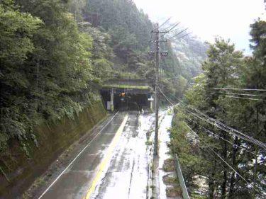 国道257号 ささゆりトンネル 北のライブカメラ|岐阜県下呂市