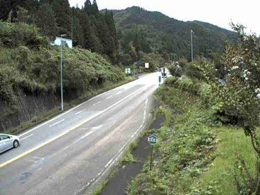 国道257号 飛出山トンネル 北のライブカメラ|岐阜県中津川市