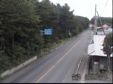 国道279号 吹越のライブカメラ|青森県横浜町