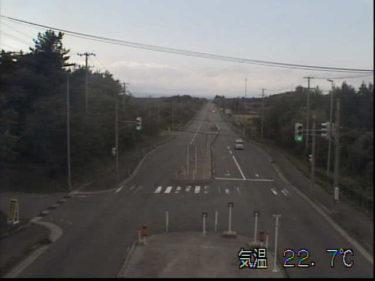 国道279号 奥内のライブカメラ|青森県むつ市