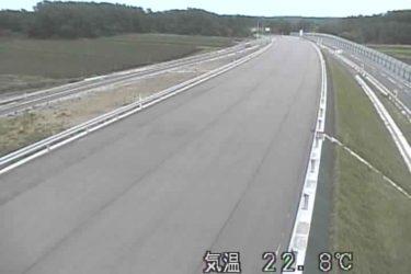 国道279号 横浜吹越インターチェンジのライブカメラ|青森県横浜町