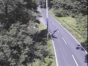 国道282号 矢柄平のライブカメラ 秋田県小坂町