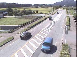 国道285号 富津内のライブカメラ|秋田県五城目町
